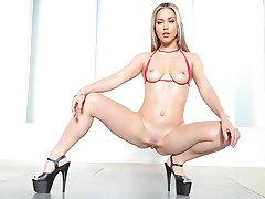 Alina Lopez: Big Black Cock Creampie