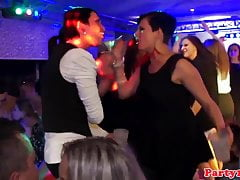 Euro amateur party sluts kinky sex party