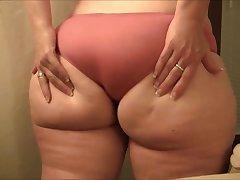 big ass and big butt public compilation