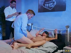 deep and hard penetration is amazing resign oneself to for Alessandra Jane