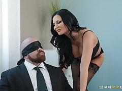Jasmine Jae likes sticky man juice on say no to perfect exposure after sex