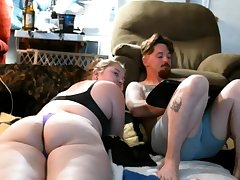Webcam bbw teasing near her fat folds