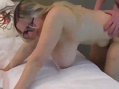 Cum back toddler - amateur BBW wife hard sex