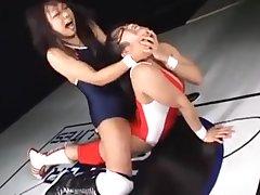 Japanese Ryona Wrestling 1