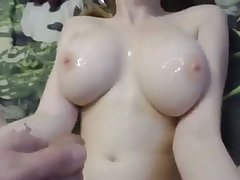This webcam whore loves fucking for money increased by she gives some great titjob